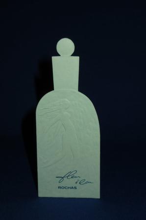 💌 Rochas Marcel 💌  carte parfumée 💌