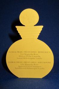 💌 Dior Christian 💌  cartes parfumées 💌