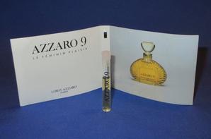 ✿ Azzaro Loris  🌸 les échantillons parfums pour Femme ✿