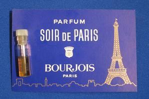 ✿ Bourjois  🌸 SOIR DE PARIS 🌸  les  échantillons ✿