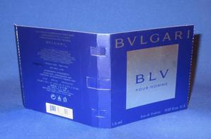 ✿ Bulgari  🌸  les échantillons 🌸  parfums pour Homme ✿