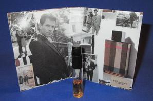 ✿ Burberry  🌸 les échantillons 🌸 parfums pour Homme ✿