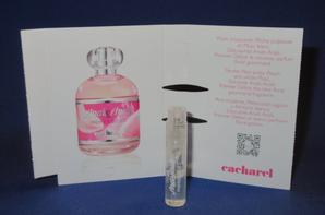 ✿ Cacharel  🌸  les échantillons 🌸  parfums pour Femme ✿