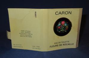 ✿ Caron 🌸  les échantillons 🌸 parfums pour Femme ✿