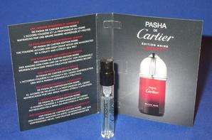 ✿ Cartier 🌸  les échantillons 🌸 parfums pour Homme ✿