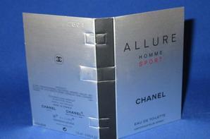 ✿ Chanel 🌸  Parfums pour Homme 🌸 les échantillons  ✿