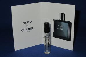 ✿ Chanel 🌸 BLEU DE CHANEL HOMME 🌸  les échantillons ✿