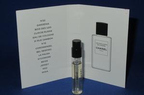 ✿ Chanel 🌸 BEIGE - parfum pour Femme 🌸  échantillon  ✿