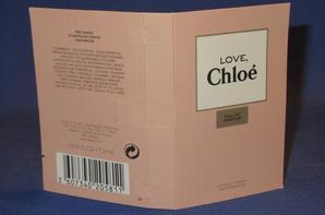 ✿ Chloé Parfums 🌸  les échantillons  ✿