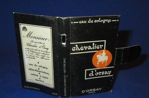 ✿ D'Orsay  🌸  CHEVALIER D'ORSAY 🌸  échantillon  ✿