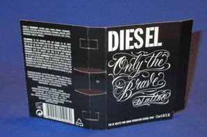 ✿ Diesel 🌸 PARFUMS POUR HOMME 🌸 les échantillons ✿