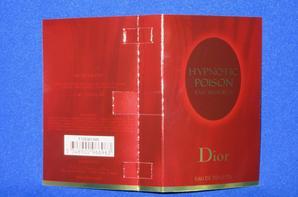 ✿  Dior Christian 🌸 HYPNOTIC POISON  🌸 les échantillons  ✿