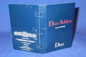 ✿ Dior Christian  🌸  DIOR ADDICT  🌸 échantillon ✿
