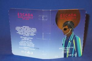 ✿ Escada 🌸 MOON SPARKLE FOR MEN - échantillon ✿