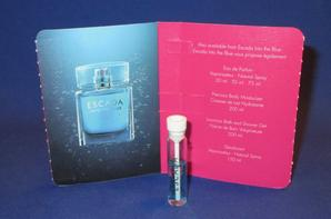 ✿ Escada 🌸  Parfums pour Femme 🌸  les échantillons  ✿