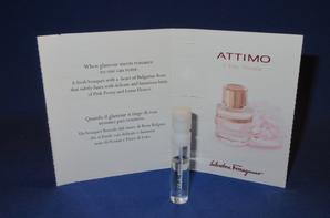✿ Ferragamo Salvatore 🌸  Parfums pour Femme  🌸  les échantillons  ✿