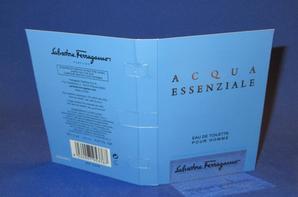 ✿ Ferragamo Salvatore 🌸  Parfums pour Homme 🌸  les échantillons  ✿