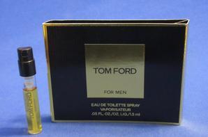 ✿ Ford Tom 🌸  FOR MEN 🌸  échantillon  ✿