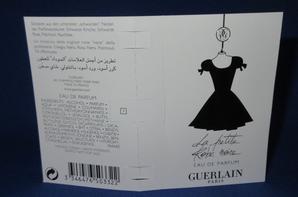 ✿ Guerlain 🌸  LA PRN - EDP   🌸 échantillons ✿