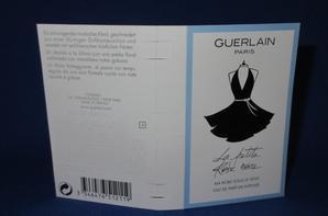 ✿ Guerlain 🌸  LA PRN - SOUS LE VENT - EDP INTENSE   🌸 échantillon ✿