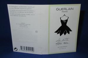 ✿ Guerlain 🌸  LA PRN - MA ROBE PETALES 🌸 échantillon ✿