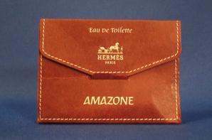 ✿ Hermès 🌸  AMAZONE 🌸  échantillon ✿