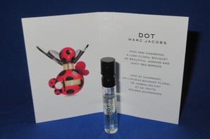 ✿ Jacobs Marc 🌸 Parfums pour Femme 🌸  les échantillons ✿