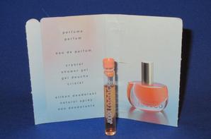 ✿ Joop ! 🌸 Parfums pour Femme 🌸 les échantillons ✿