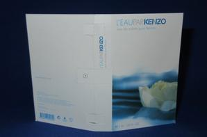 ✿ Kenzo 🌸  L'EAU POUR FEMME 🌸 les échantillons ✿