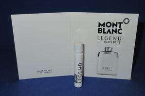 ✿ Montblanc 🌸 LEGEND 🌸  échantillon ✿
