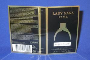 ✿ Lady Gaga 🌸 FAME 🌸  échantillon ✿