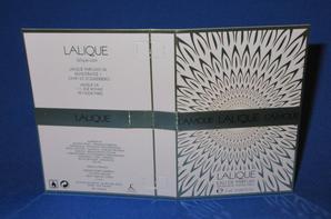 ✿ Lalique 🌸 L'AMOUR LALIQUE 🌸  échantillon ✿