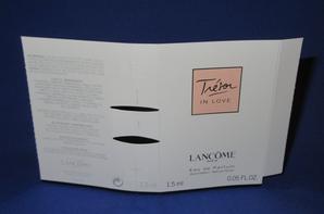 ✿ Lancôme 🌸 TRESOR IN LOVE  🌸  échantillon ✿