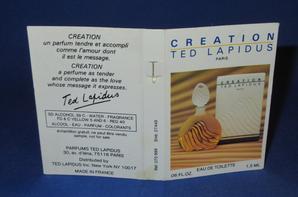 ✿ Lapidus Ted 🌸 CREATION 🌸 échantillon  ✿