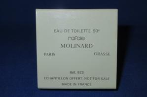 ✿ Molinard 🌸 RAFALE 🌸 échantillon  ✿