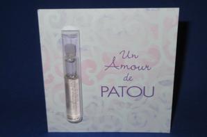 ✿ Patou Jean 🌸 UN AMOUR DE PATOU 🌸 échantillon ✿