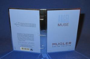 ✿ Mugler Thierry 🌸 ANGEL MUSE 🌸  échantillon ✿