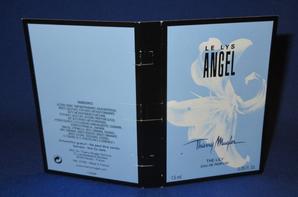 ✿ Mugler Thierry 🌸 ANGEL LE LYS 🌸  échantillon ✿