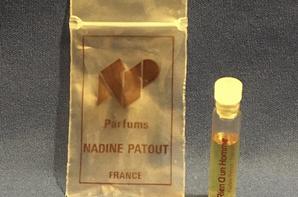 ✿ Patout Nadine 🌸 RIEN QU'UN HOMME 🌸 échantillon ✿