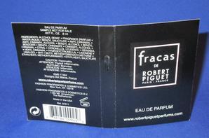 ✿ Piguet Robert 🌸 FRACAS 🌸 échantillon ✿