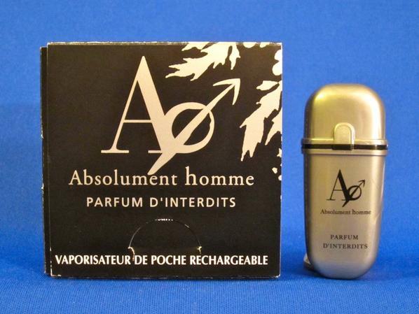 ✿ Absolument Parfumeur  🌸 ABSOLUMENT HOMME 🌸 échantillon ✿