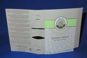 ✿ RogeR&Gallet 🌸 AMANDE PERSANE 🌸 échantillon ✿