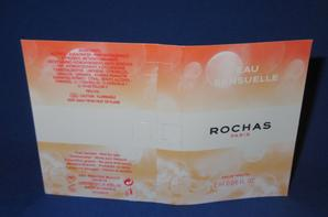 ✿ Rochas Marcel 🌸 EAU SENSUELLE  🌸 échantillon ✿