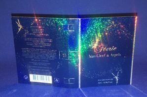 ✿ Van Cleef & Arpels 🌸 FEERIE 🌸  les échantillons ✿