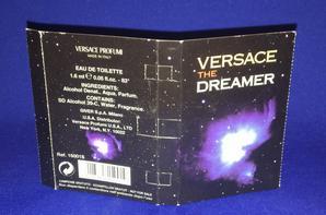 ✿ Versace Gianni  🌸 THE DREAMER 🌸 échantillon ✿