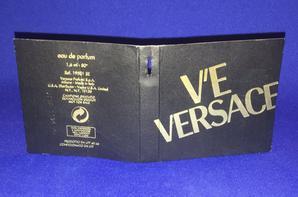 ✿ Versace Gianni  🌸 V'E 🌸 échantillon ✿