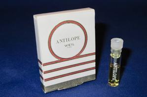 ✿ Weil  🌸  ANTILOPE 🌸 échantillon ✿