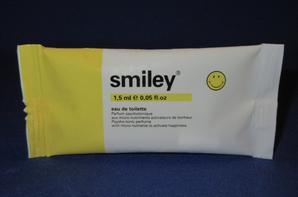 ✿ Smiley  🌸 SMILEY🌸 échantillon en pochette plastique ✿