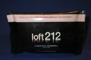 ✿ Herrera Carolina 🌸 LOFT 212 SEXY FEMME 🌸  échantillon en pochette plastique ✿