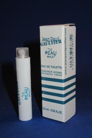 ✿ Gaultier Jean Paul 🌸  LE BEAU MÂLE  🌸  échantillon en boîte  ✿